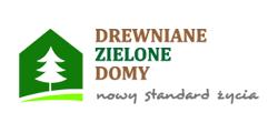 Drewniane Zielone Domy